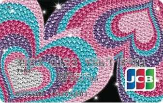 オリコデザインカード(JEWEL-G QUICPay)