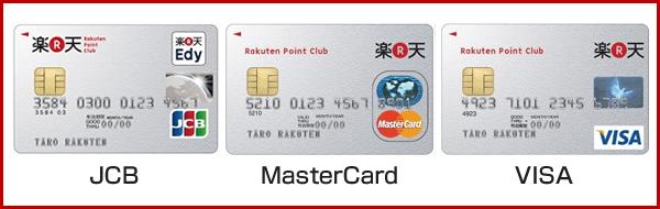 楽天カードの選べる国際ブランド