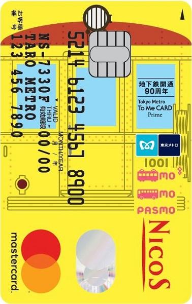 メトロ90周年MasterCard